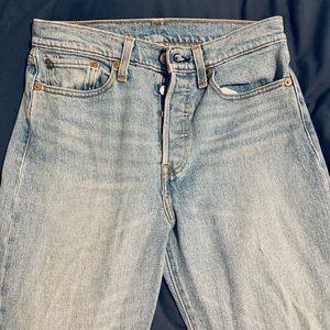 Levi's Pants - Levi wedgie fit denim